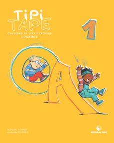 tipi tape 1 (cuaderno leer escribir infantil)-9788430700813