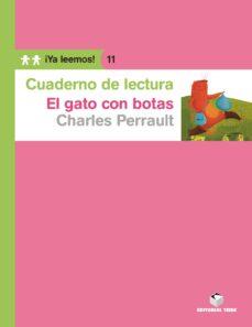 Geekmag.es Cuaderno.el Gato Con Botas.(ya Leemos!) Ed 2011 Image