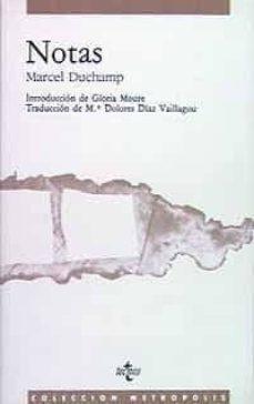 notas-marcel duchamp-9788430917013