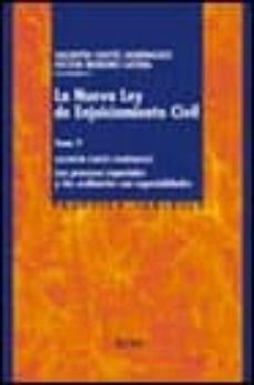 Titantitan.mx La Nueva Ley De Enjuiciamiento Civil (T. V): Los Procesos Especia Les Y Los Ordinarios Con Especialidades Image