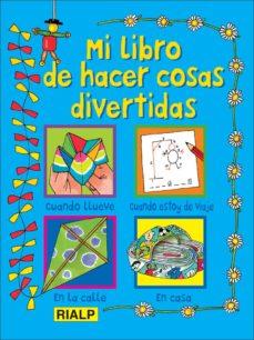 Concursopiedraspreciosas.es Mi Libro De Hacer Cosas Divertidas Image