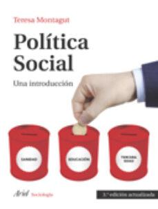 Ojpa.es Politica Social (3ª Ed.) Image
