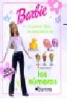 Srazceskychbohemu.cz Barbie: Mi Primer Libro De Pegatinas De Los Numeros Image
