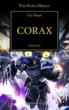 Descargar un libro electrónico gratuito CORAX Nº 40 (WARHAMMER THE HORUS HERESY, Nº 1) (Literatura española)