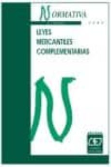 Javiercoterillo.es Leyes Mercantiles Complementarias. Normativa 2004 (6ª Ed.) Image