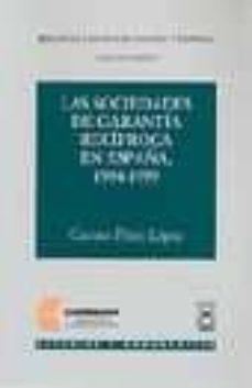 Valentifaineros20015.es Las Sociedades De Garantia Reciproca En España, 1994-1999 Image