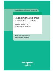 Concursopiedraspreciosas.es Distritos Industriales Desarrollo Local: Un Analisis Aplicado A C Astilla La Mancha Image