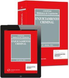 Geekmag.es Enjuiciamiento Criminal (35ª Ed.) Image