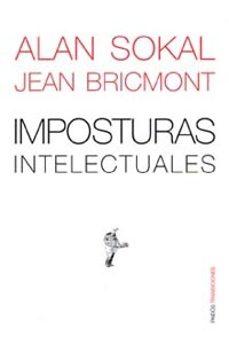 imposturas intelectuales-alan sokal-jean bricmont-9788449305313