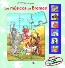 Cronouno.es Los Musicos De Bremen (Cuento Puzzle Con Sonidos) Image