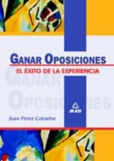 Titantitan.mx Ganar Oposiciones: El Exito De La Experiencia Image