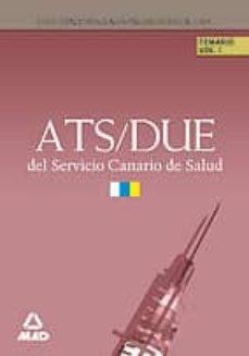 Permacultivo.es Ats/due Del Servicio Canario De Salud: Temario (Volumen I) Image