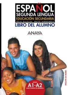 Carreracentenariometro.es Español Segunda Lengua: Libro Del Alumno (Educacion Secundaria) Image