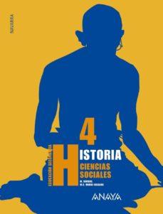 Emprende2020.es Historia 4. Educación Secundaria Obligatoria Segundo Ciclo Image