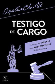 Descargar epub ebooks para android TESTIGO DE CARGO RTF