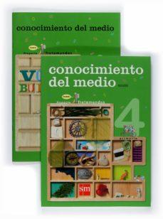 Permacultivo.es Conocimiento Del Medio Nuevo Trotamundos 4º Primaria Ed 2008 Cast Navarra Image