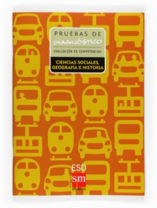Cronouno.es Cuaderno Pruebas De Diagnostico Ciencias Sociales 2º Eso (2009) Image