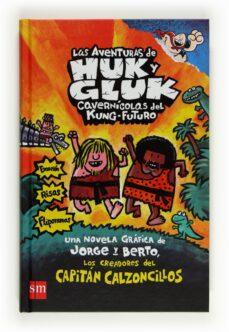 Curiouscongress.es 12 El Capitan Calzoncillos Y Las Aventuras De Huk Y Gluk (Cartone Image