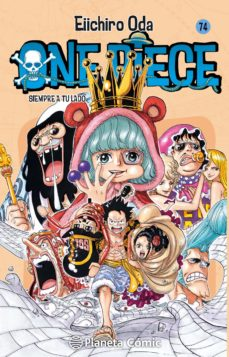 one piece nº 74-eiichiro oda-9788468476513