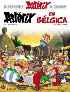 asterix 24: asterix en belgica-rene goscinny-albert uderzo-9788469602713