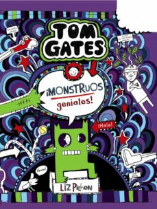 Canapacampana.it Tom Gates 15: ¡Monstruos Geniales! Image