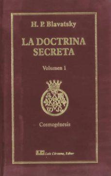 Descargar LA DOCTRINA SECRETA V. 1: COSMOGENESIS gratis pdf - leer online