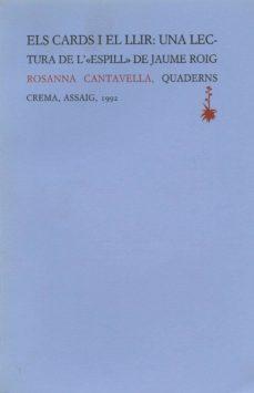 Carreracentenariometro.es Els Cards I El Llir: Una Lectura De L Espill De Jaume Roig Image