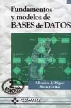Inciertagloria.es Fundamentos Y Modelos De Bases De Datos (2ª Ed.) Image