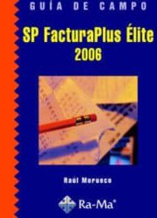 Cdaea.es Guia De Campo De Sp Facturaplus Elite 2006 Image