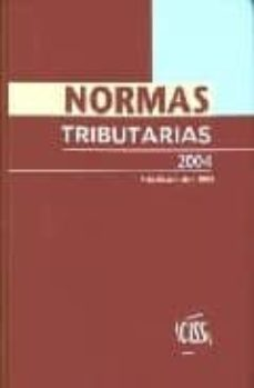 Emprende2020.es Normas Tributarias 2004 Image