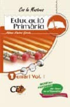 Iguanabus.es Temari Oposicions. Vol I. Cos De Mestres. Educacio Primaria Image