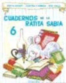 Pdf libros de ingles descarga gratis CUADERNOS DE LA RATITA SABIA 6(MAYUSCULA)