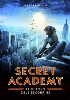 Colorroad.es Secret Academy 3. El Retorn Dels Escorpins Image