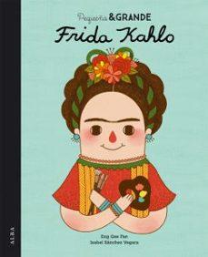 Debatecd.mx Pequeña Y Grande Frida Kahlo Image