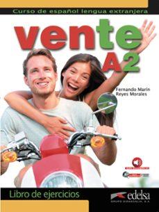 Viamistica.es Vente A2 Libro De Ejercicios Image