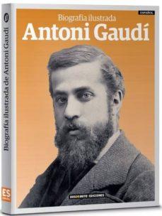 Permacultivo.es Antoni Gaudi Biografia Ilustrada (Catalan) Image