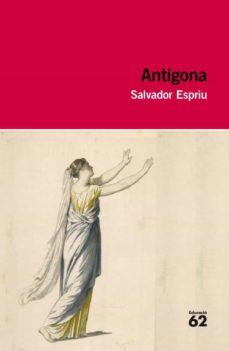 Descargando audiolibros en ipod nano ANTIGONA RTF (Literatura española) 9788492672813 de SALVADOR ESPRIU