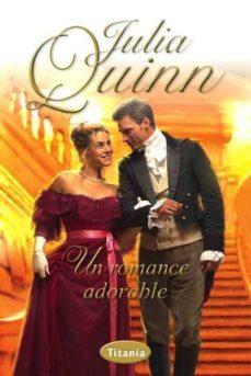un romance adorable-julia quinn-9788492916313