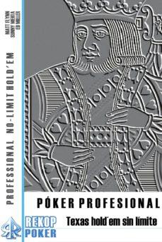 poker profesional: texas hold em sin limite-matt flynn-9788494154713