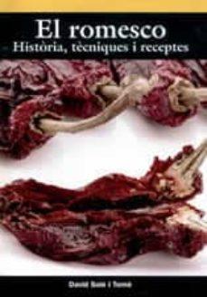 Geekmag.es El Romesco: Historia, Tecniques I Receptes Image