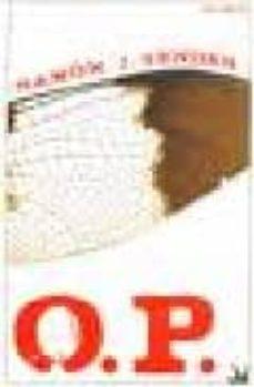 Libros en pdf gratis descargables O.P. (ORDEN PUBLICO) 9788496044913 en español