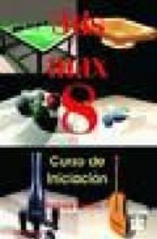 Titantitan.mx 3ds Mas 8: Curso De Iniciacion (Incluye Version 7) Image