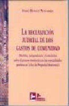 Bressoamisuradi.it La Reclamacion Judicial De Los Gastos De Comunidad Image