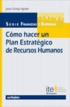 Javiercoterillo.es Como Hacer Un Plan Estrategico De Recursos Humanos Image