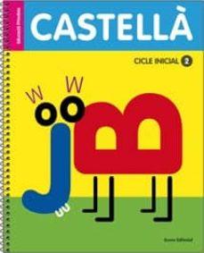 Inmaswan.es Castella. Cicle Inicial 2 Image
