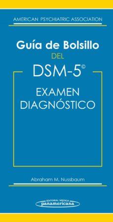 Descargar ebooks para jsp GUÍA DE BOLSILLO DEL DSM-5 EXAMEN DIAGNÓSTICO de  en español