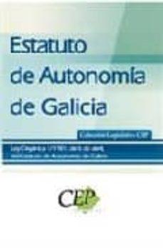 Titantitan.mx Estatuto De Autonomia De Galicia Image