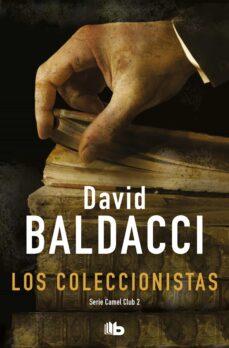 Leer libros en línea gratis sin descarga móvil LOS COLECCIONISTAS (SAGA CAMEL CLUB 2) (Spanish Edition)