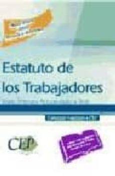 Bressoamisuradi.it Estatuto De Los Trabajadores. Texto Integro Actualizado Y Test. ( Coleccion Legislativa Cep) Image