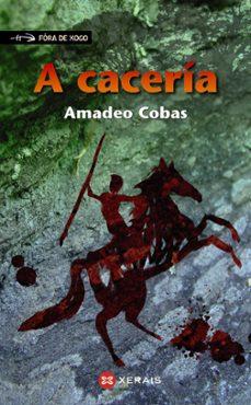 a caceria-amadeo cobas-9788499149813